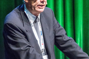 """<div class=""""bildtext_en""""><span class=""""bildunterschrift_hervorgehoben"""">10</span>Professor Hăkan Stille presented this year's Muir-Wood Lecture</div>"""