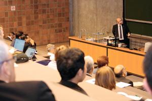 """<div class=""""bildtext_en""""><strong>2</strong>Prof. Robert Galler, ITA-CET committee chairman</div>"""