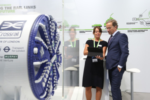 "<div class=""bildtext_en"">The InnoTrans 2018 will again serve as an international contact platform for exhibitors and specialist visitors from the tunnel industry</div>"
