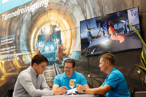 """<div class=""""bildtext_en"""">Long-term exhibitor: The company Brügger will be at the InnoTrans 2018 to present their innovations in tunnel cleaning</div> <div class=""""bildtext_en""""></div>"""