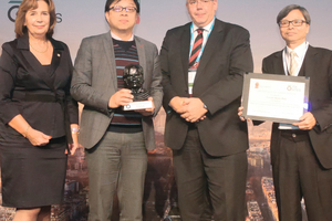 """<div class=""""bildtext_en"""">The development plan for utilising caverns in Hong Kong (China) received the ITA Award for the most Innovative Concept for constructing in underground space</div><div class=""""bildtext_en""""></div>"""