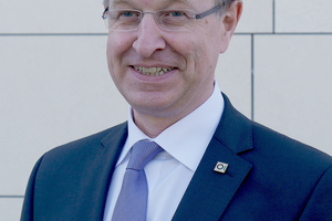 Dr.-Ing. Roland Leucker, chairman of ITA COSUF from 2013 till late 2017/April 2018, when his successor is officially confirmed