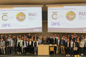 """<div class=""""bildtext_en""""><irspacing style=""""letter-spacing: -0.01em;"""">Young, competent, motivated: more than one hundred young engineers of both sexes met for the first """"STUVA Forum for Young Engineering Professionals"""" workshop</irspacing></div><div class=""""bildtext_en""""></div>"""
