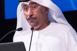 4Dawoud Al Hajri, Generaldirektor der Stadt Dubai und Präsident der Society of Engineers