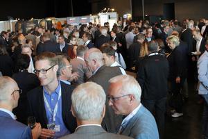 Der Swiss Tunnel Congress 2018 zählte mehr als 700 Besucher
