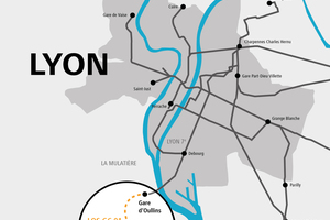 Implenia and Demathieu Bard are building Lot GC 01 of the Métro Line B extension in Lyon. Construction is scheduled to start in autumn 2018 <br />