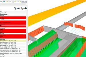 7Visualisierung des Bauablaufs im 4D-Modell