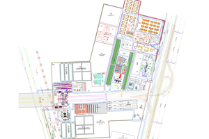 "<div class=""bildtext_en"">	Basic plan of the site installation yard over 2 000 000 m²</div>"