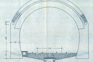 3Querschnitt des alten Rudersdorfer Tunnels