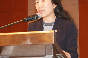 "<div class=""bildtext_en"">Prof. Jinxiu Yan, ITA vice president and co-chair of the SEASET 2018 joint conference</div>"