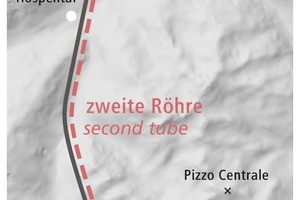 """<div class=""""bildtext"""">2Overview of the second <br />Gotthard road tunnel</div>"""
