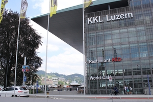 The Swiss Tunnel Congress will be held in its tried-and-tested format in Lucerne's KKL from June 4 to 6, 2019  <br />