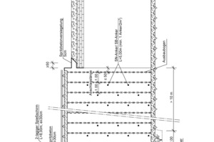 """<div class=""""bildtext"""">10Excavation class 6A4 (staggered excavation of vault and abutment)</div>"""