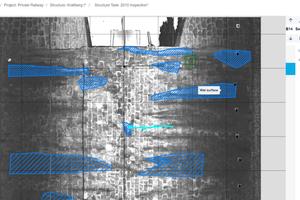 """<div class=""""bildtext"""">4Die Amberg Inspection Cloud Plattform im Bearbeitungsmodus</div>"""