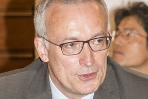 "<div class=""bildunterschrift_en""><span class=""zahl_bildunterschrift"">16</span>Lars Babendererde from Germany was elected to be the ITA's 1<sup>st</sup> vice-president</div>"