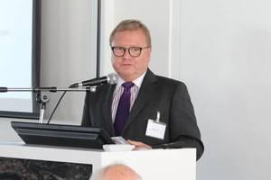 Manfred Leger, DB Projekt Stuttgart–Ulm <br />