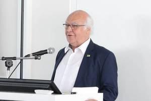 Dr. Martin Herrenknecht, Herrenknecht AG<br />