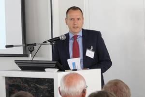 Dr. Marcus Schenkel, DB Netz AG <br />