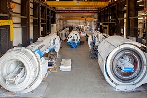 Rebuilt TBMs offer a number of advantages, including faster delivery times, lower costs, and proven equipment success <br />