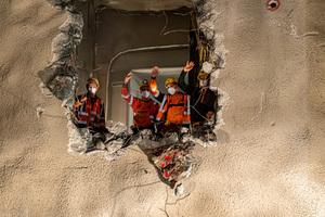 Stuttgart 21: Am 5. Juni 2020 wurde der Vortrieb für den Tunnel Feuerbach nach fünfeinhalb Jahren abgeschlossen