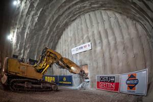 Mit dem Durchschlag der Oströhre des Fildertunnels Anfang Mai 2020 sind nun alle Tunnelröhren zum künftigen Stuttgarter Hauptbahnhof aufgefahren