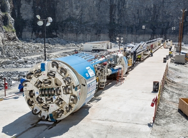 In February 2021, the Global TBM Company, newly established by Lok Home, announced the purchase of substantially all the assets of The Robbins Company. The acquisition is expected to provide a seamless transition for a number of ongoing projects throughout the world <br />