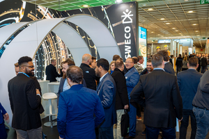 Crowded stands and lots of technical discussions – the STUVA Expo is a great attraction for exhibitors and trade visitors alike