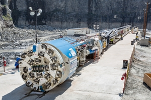 In February 2021, the Global TBM Company, newly established by Lok Home, announced the purchase of substantially all the assets of The Robbins Company. The acquisition is expected to provide a seamless transition for a number of ongoing projects throughout the world