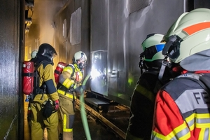 "The technical book ""Firefighting Operations in Railway Tunnels"" contains a standardised firefighting procedure for fire brigades, supplementary specialist knowledge and aids for preparing operations"