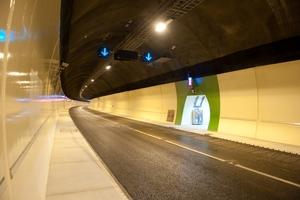 4 | Tunnel Hindhead (England, 2009): Spritz- und Ortbeton als endgültiger Ausbau