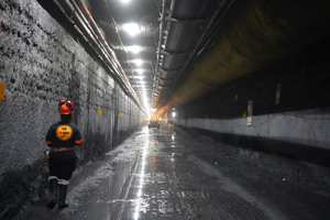 The MDM is particularly useful wherever a rectangular profile is needed, such as train tunnels requiring a flat invert