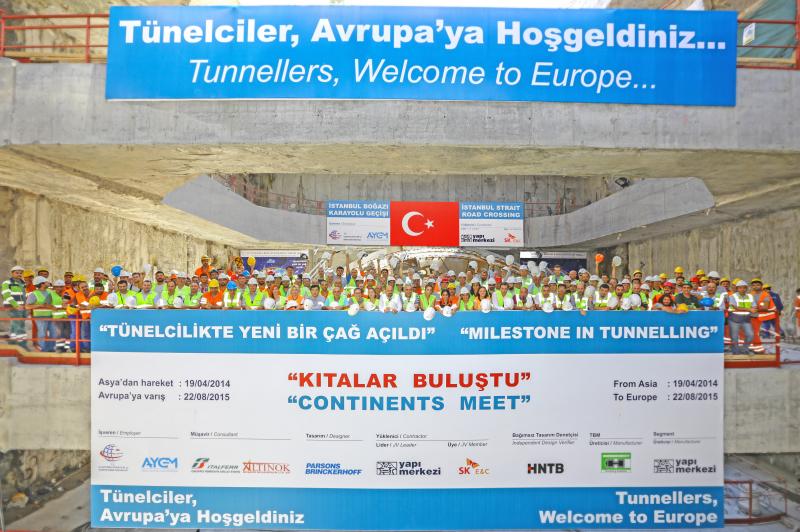 größte tunnel europas