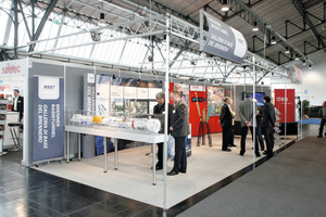 Viatec, International Fair for Infrastructure Products in the Alpine Region, staged jointly with the 2012 Brenner Congress at Innsbruck
