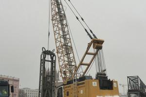"<div class=""bildtext_en"">Hydraulic Rope Excavator producing a diaphragm wall lamella</div>"
