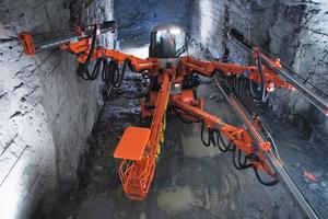 Sandvik DTi jumbos to excavate world's longest subsea road tunnel