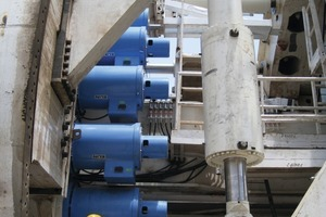 Double Shield TBM for Indian Water Tunnel - tunnel