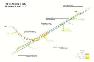 """<div class=""""bildtext"""">Bis zum April 2017 wurden etwa 61 km des Brenner Basistunnels ausgebrochen, was etwa einem Viertel der gesamten Ausbrucharbeiten entspricht</div>"""