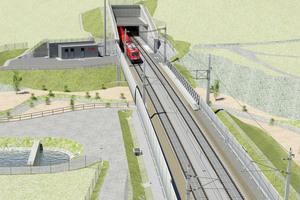 "<div class=""bildtext_en"">St. Kanzian chain of tunnels: visualizing the Untersammelsdorf Tunnel east portal</div>"