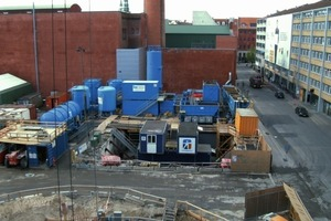 9 Water treatment plant at the Adelgade intermediate shaft<br />