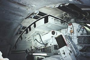 Segment installation during shield driving<br />