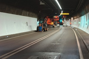 """<div class=""""bildtext_en"""">The surface protection system applied in the Heslach Tunnel successfully passed through the tests according to OS 4 and prescribed fire protection.</div>"""
