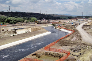 TEO: relief for Mexico City's floodwater situation is essential<br />