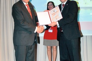 Martin Knights, Honorary President of ITA Croatia, and Dr. Davorin Kolic, President of ITA Croatia