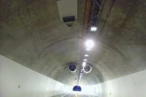 "<div class=""bildunterschrift_en"">First German SLASS installation in a motorway tunnel within the scope of the research project</div>"