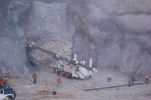 "<div class=""bildtext_en"">The Huauchinango Tunnel is one of six tunnels built for the Nuevo Necaxa–Tihuatlan highway (Image: Portal construction site)</div>"