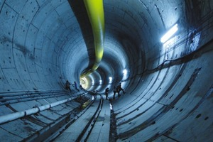 5Mexico's 7.7 km long Line 12 tunnel will cut travel times by 2.5 h in southern areas of Mexico City<br /><br />