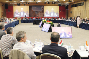 "<div class=""bildtext_en"">Representatives from 57 nations attended the General Assembly of the ITA</div>"