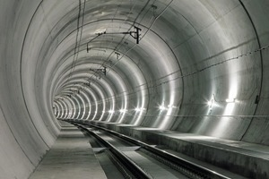 "<div class=""bildtext_en"">Major portions of the automation solutions in the Lötschberg Base Tunnel were replaced after only operating for a few years</div>"