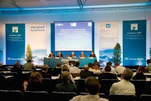 International Tunnel Forum during the 2008 InnoTrans   <br />