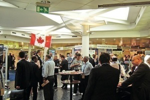 The WTC 2009 exhibition in Budapest/H, could be sure of plenty of visitors<br />